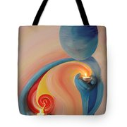 Helping Hands Energy Collection Tote Bag