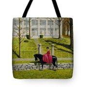 Her Favorite Horse Tote Bag