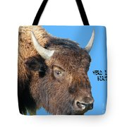 Herd Its Your Birthday Tote Bag