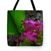 Hidden Lilly Tote Bag