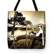 High Fashion Harp Tote Bag