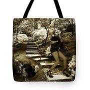 High Fashion Turkey Tote Bag