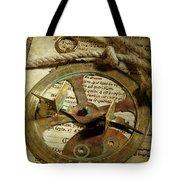 .historical Navigation Tote Bag