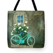 Home For Lunch In Rome Tote Bag