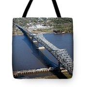 Horace Wilkinson Bridge Tote Bag