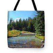 Horse Creek Tote Bag