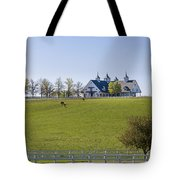 Horse Farm Tote Bag