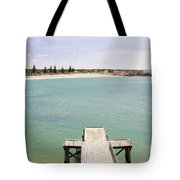 Horseshoe Bay South Australia Tote Bag