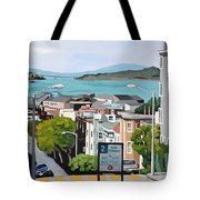 2 Hour Parking Tote Bag