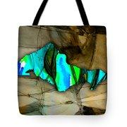 Houston Map Watercolor Tote Bag