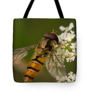 Hoverfly Tote Bag