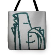 Hugs - Tile Tote Bag