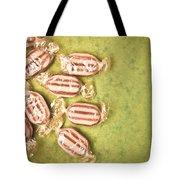 Humbug Sweets  Tote Bag by Tom Gowanlock
