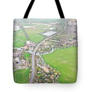 Huntingdon  Tote Bag