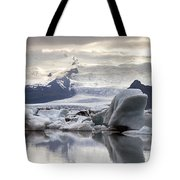 iceland Jokulsarlon Tote Bag