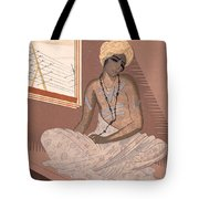 Illustration For Kim By Rudyard Kipling Tote Bag