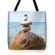 In Balance Tote Bag