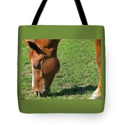 In Green Pasture Tote Bag