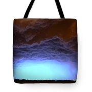 In The Belly Of The Beast Tote Bag