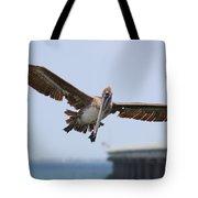Incoming Pelican Tote Bag