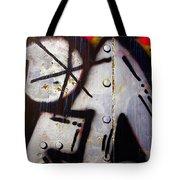 Industrial Detail Tote Bag