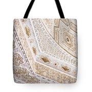 Islamic Architecture Tote Bag