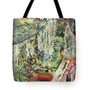 Island Wonder Tote Bag