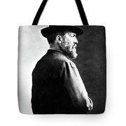 James Tote Bag