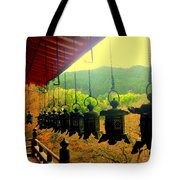 Japan Autumn Fantasy Tote Bag