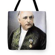 Jean Martin Charcot Tote Bag