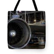 Jfk Air Force One Tote Bag