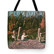 Jons Dock Tote Bag