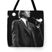 Julio Iglesias Tote Bag
