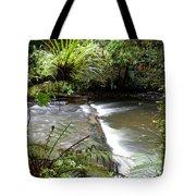 Jungle Stream  Tote Bag