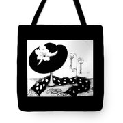 Just The Girls Tote Bag
