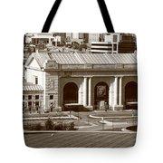 Kansas City - Union Station Tote Bag