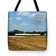 Kansas Farm Tote Bag