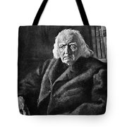 Karl Theodor Weierstrass (1815-1897) Tote Bag