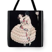 Karsavina Tote Bag by Georges Barbier