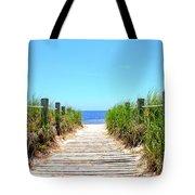 Key West Beach Tote Bag