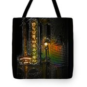 Key West Florida - Blue Heaven Rendezvous Tote Bag