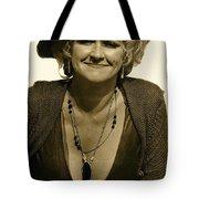 Lady Extra The Great White Hope Set Globe Arizona 1969-1984 Tote Bag