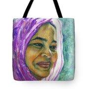 Lady From Bangladesh Tote Bag
