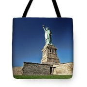 Lady Liberty 2 Tote Bag