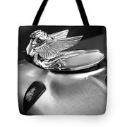 Lady Of The Hood Tote Bag