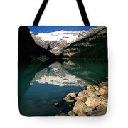 Lake Louise Iv Tote Bag