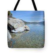 Lake Shore Tote Bag