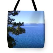 Lake Tahoe 2 Tote Bag