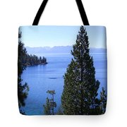 Lake Tahoe 4 Tote Bag