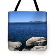 Lake Tahoe Tote Bag by Frank Romeo